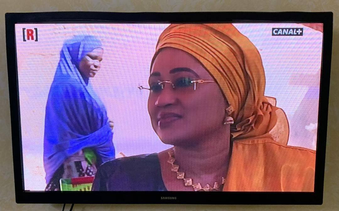 Message de la PDG 2MI-Sa à l'occasion de la Journée Nationale de la Femme Nigérienne 13 MAI