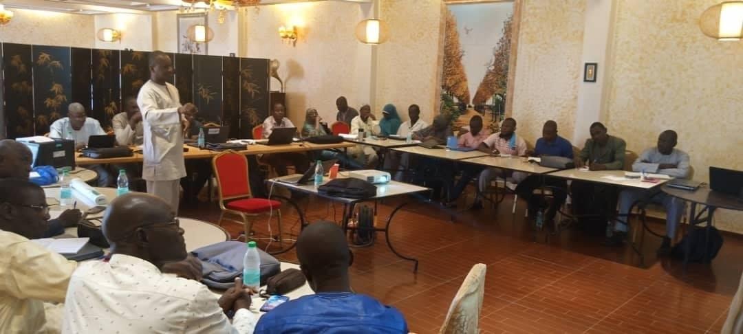Lancement atelier de formation sur l'élaboration de Plans d'affaires au profit des promoteurs des Projets Pilotes Modèles (PPM)