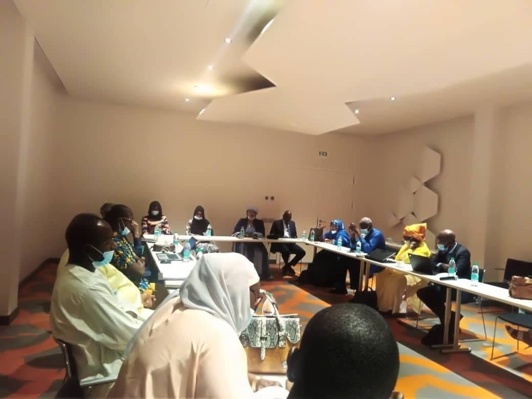 Atelier de plaidoyers en faveur de l'inclusion financière des femmes et jeunes Mata Masu Dubara