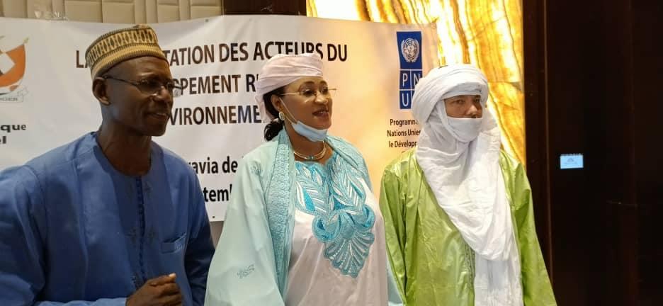 Participation à la consultation des acteurs du Développement Rural et de l'Environnement organisée par le Conseil Economique, Social et Culturel