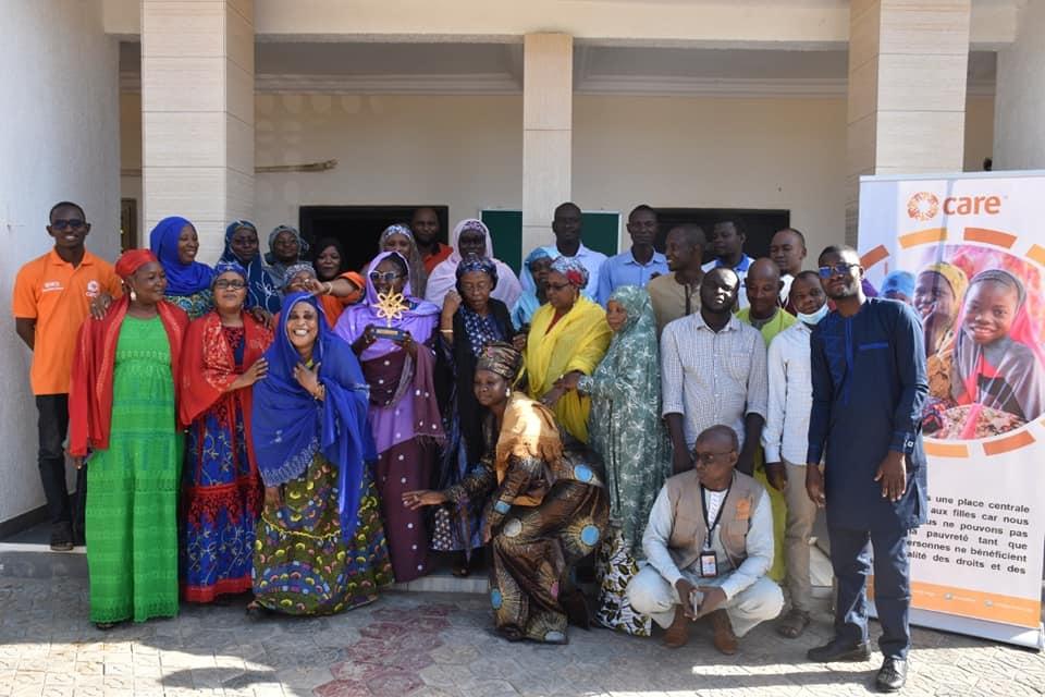 3ème réunion de coordination sous le lead de l'unité de Coordination de CARE International